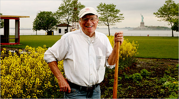 An Urban Farming Pioneer Sows His Own Legacy
